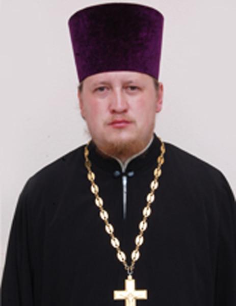 Протоиерей Андрей Цигель