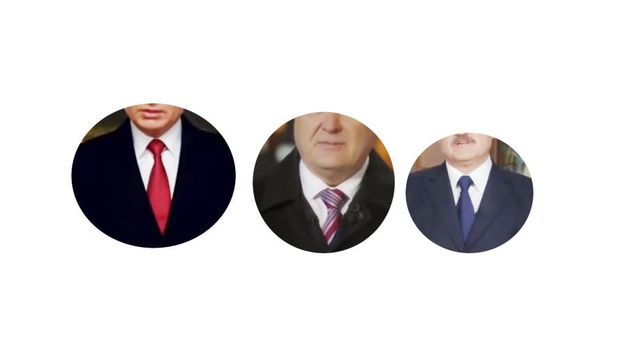 новогодние галстуки3