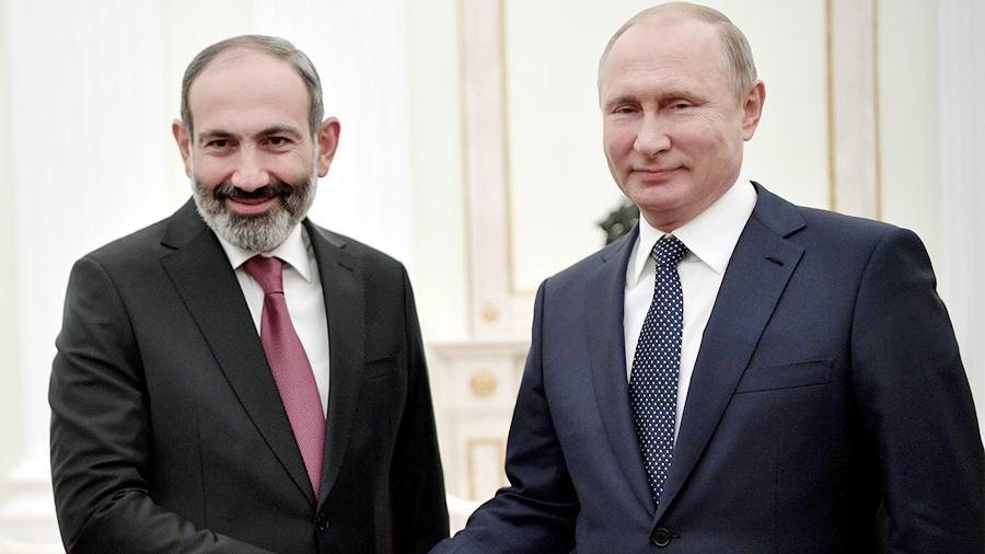 путин и пашинян2