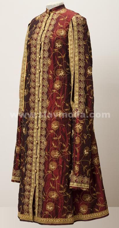 старая боярская одежда1