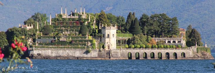 Isola Bella Baroque Garden_