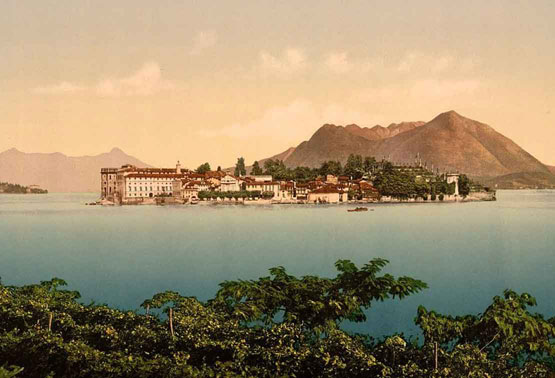 isola bella gora