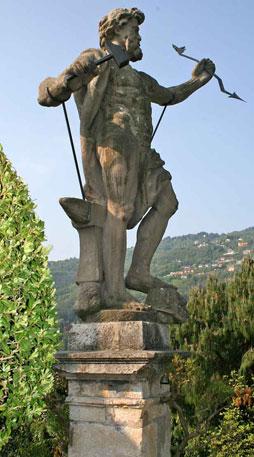 isola bella skulptura