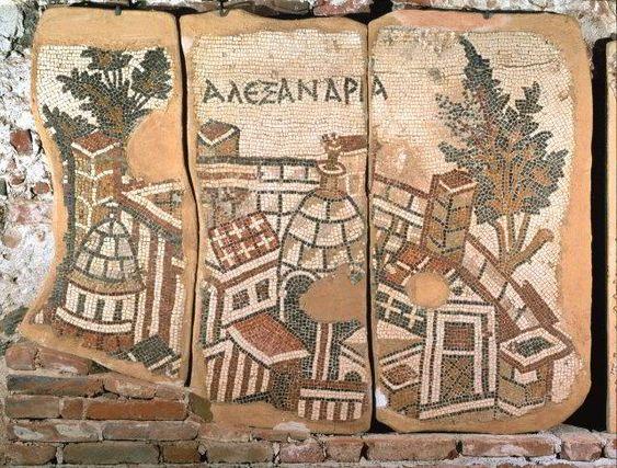 alexandria form gerash
