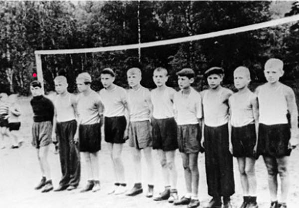 футбольная команда быковский