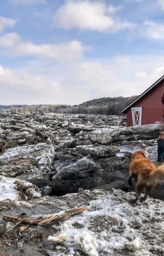 Flooding Nebraska that started March 13, 2019-6