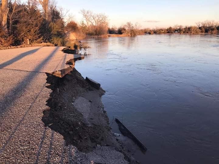 Flooding Nebraska that started March 132019-2