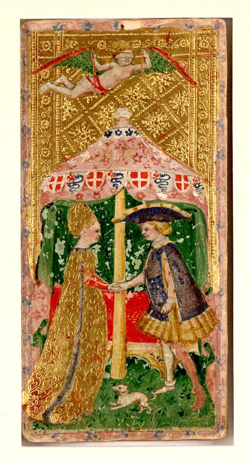 violante visconti wedding 1368