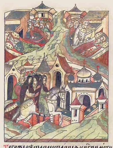 смерть христины шведской мстислав