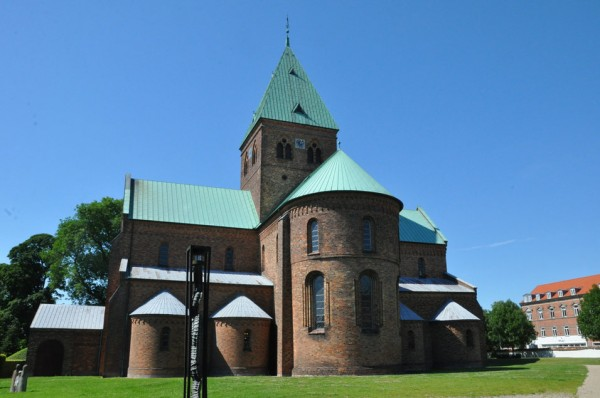 собор святого Бендта в Рингстеде