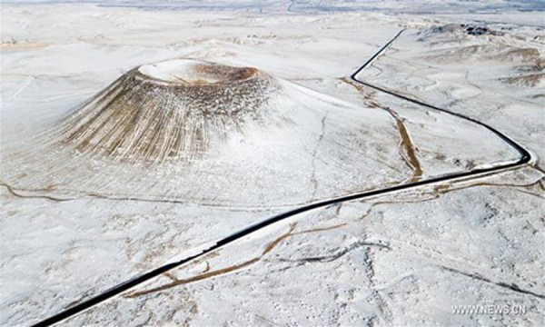 volcano No.5 road