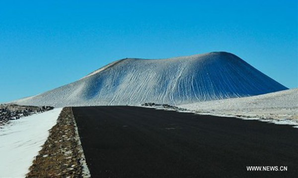 volcano No.5 Ulan Hada volcano group3