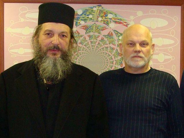 монах Афанасий и вор податев