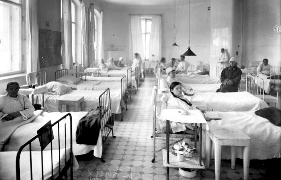 сестрическая больница1