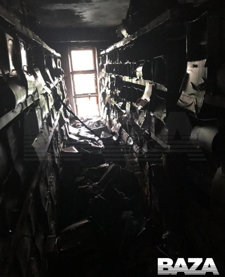 ргали пожар 13 июля 2019