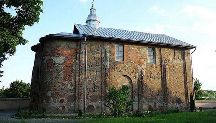 каложская церковь 12 века Гродно3
