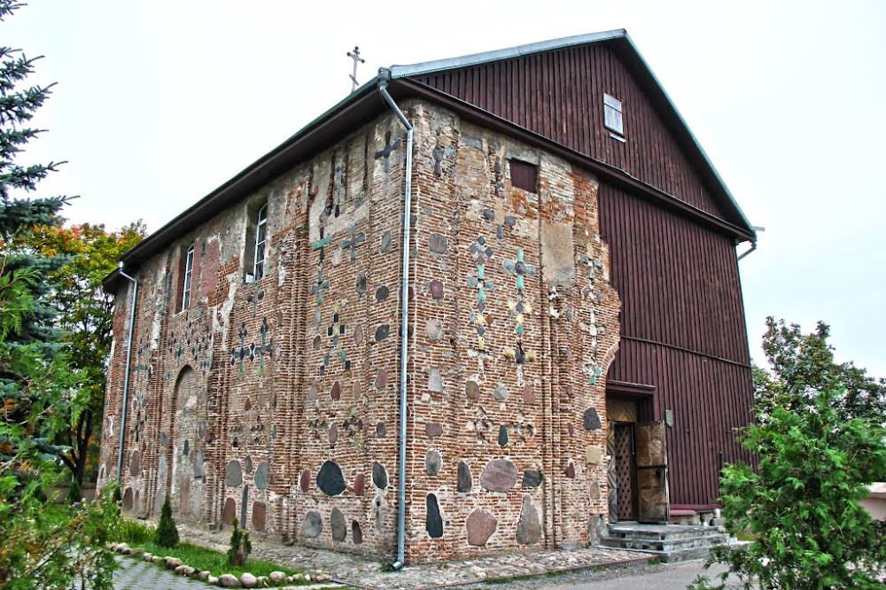 каложская церковь 12 века Гродно