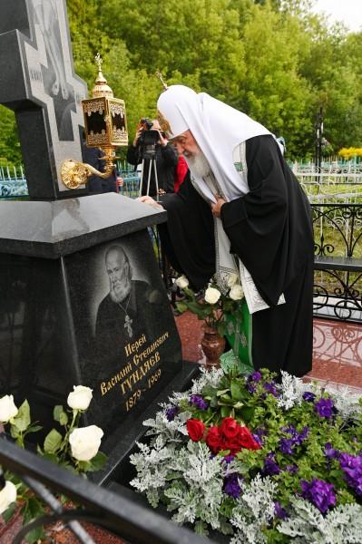 могила гундяйского папаши1