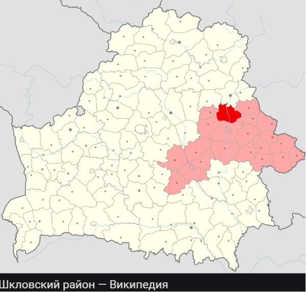 шкловский район