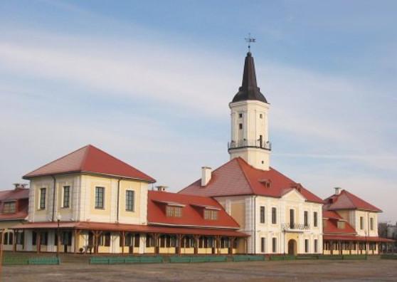 ратуша Шклова