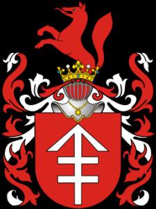 герб Сапег - Лис