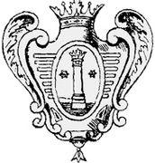 герб коломны 1730