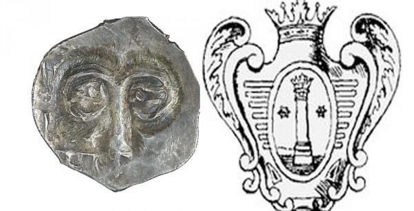 рязанская тамга и герб