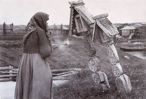 белорусские кресты Борки Кличевского района