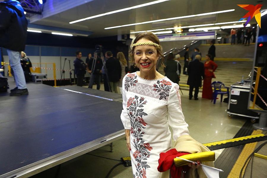Посол Австрии Алоизия Вёргеттер