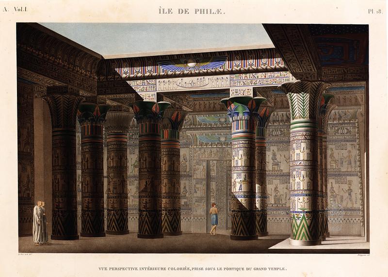 колонны египта