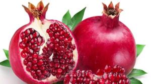 гранат плод