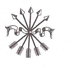 пять стрел