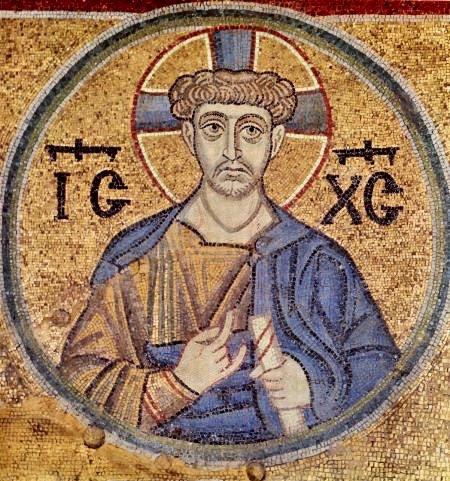 св софия киев 11 век Христос
