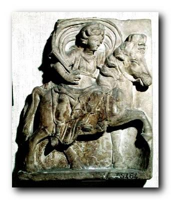 велификатио кельтская богиня Эпона