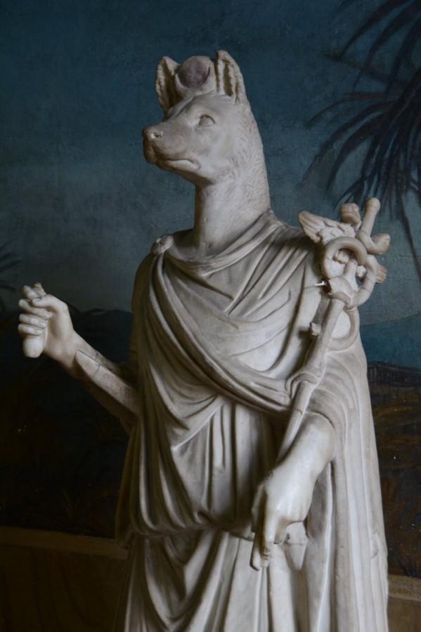 святой христофор из собрания ватикана