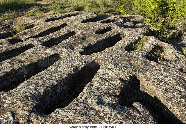 Ла ройя испания могилы
