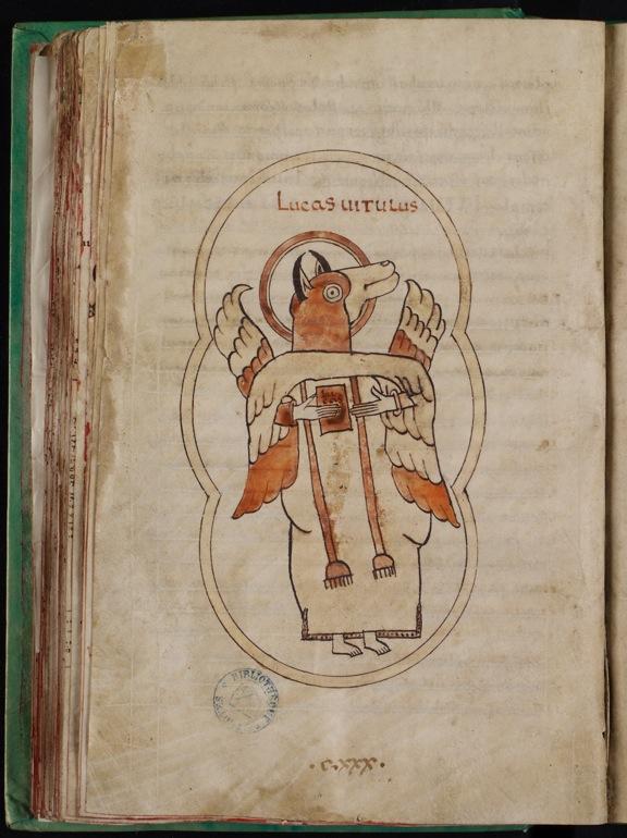 лукас 10 век