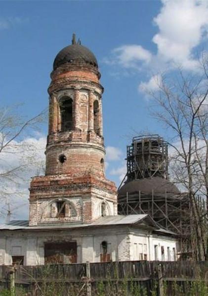 церковь антипия пергамского вологда
