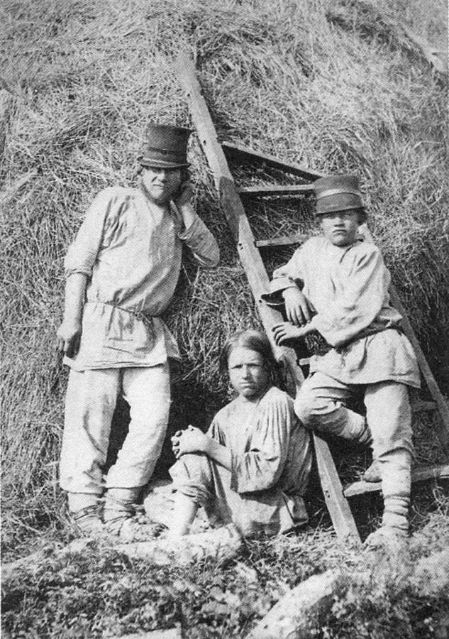 русские крестьяне9