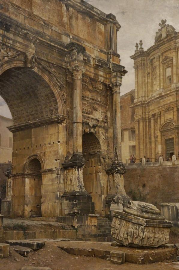 арка септимуса севера 1900