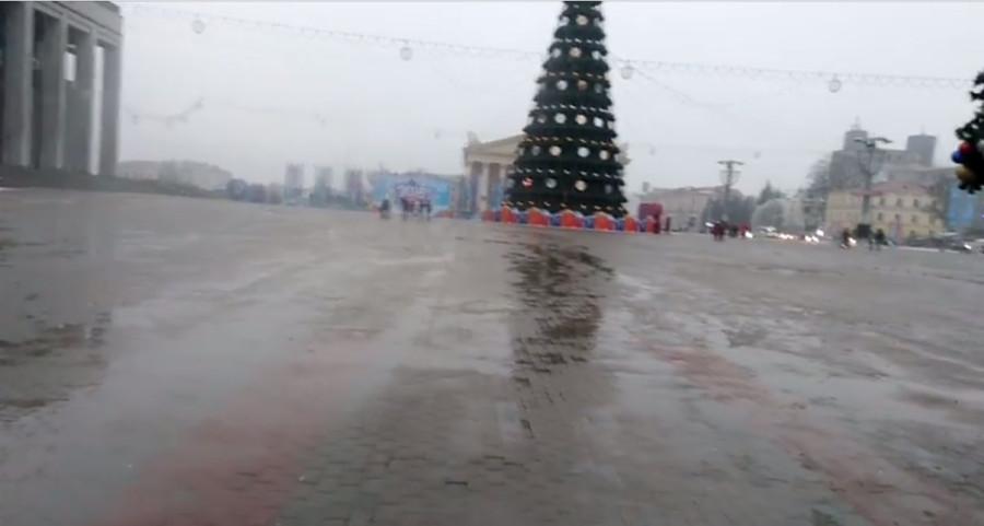 рождесто в Минске1
