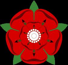 225px-Lancashire_rose.svg