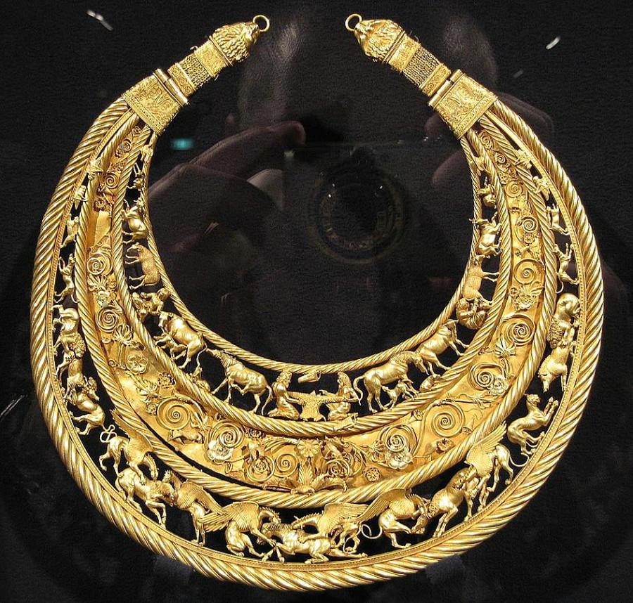 золото сарматов2