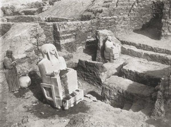 Tell Halaf 1912