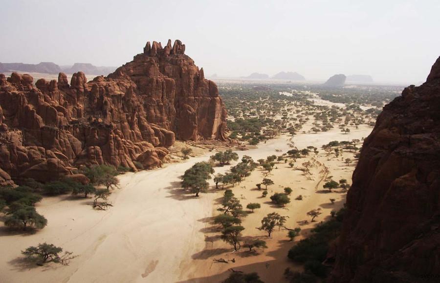 оазис Guelta_d_Archei_Chade