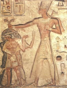 фараон и враги