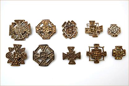 несторианские кресты2