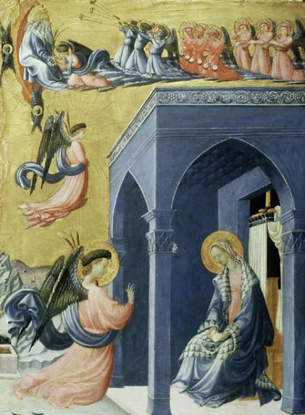 Paolo-Uccello-The-Annunciatioмаленькая