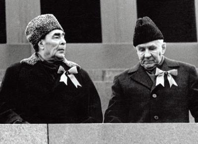 каракульча КПСС