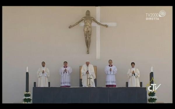 papa i hristos